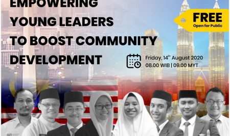 Sekolah Cendekia BAZNAS and SAMTEN Malaysia Hold an Online Disscussion: Empowering Young Leaders